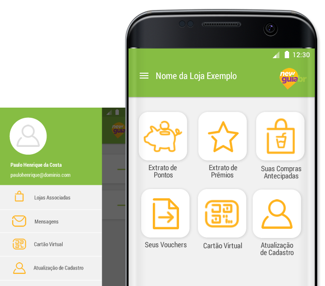 App Cliente Android Demo